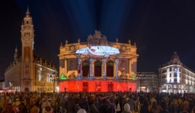 VIDEO MAPPING FESTIVAL #2 - RENCONTRE AVEC LES ARTISTES + VIDEO MAPPING AWARDS