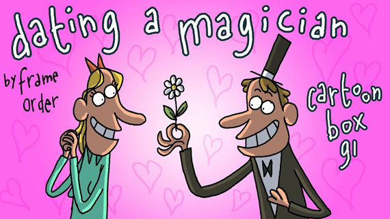 dating a magician